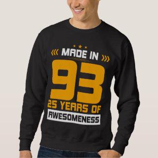 Regalo para el 25to cumpleaños. Camiseta para los