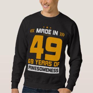 Regalo para el 69.o cumpleaños. Camiseta para los