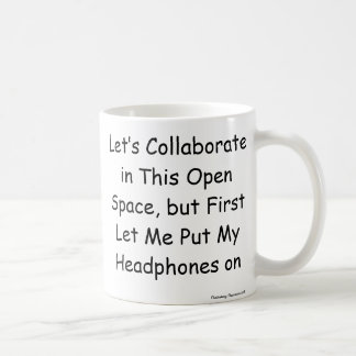 Regalo para los empresarios taza de café