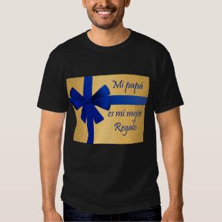 Regalo para padre camisetas
