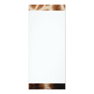 Regalo salvaje del estampado de animales del invitación 10,1 x 23,5 cm