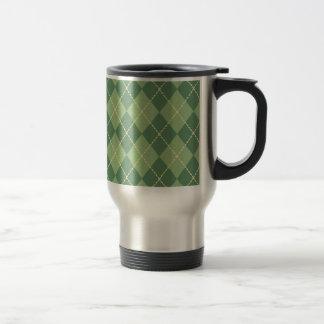 Regalo verde de la taza de café del día de padre