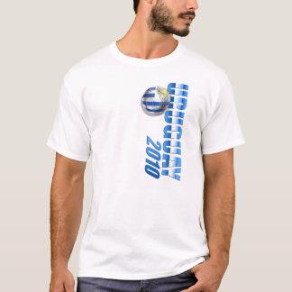 Regalos 2010 de Futbol Celeste del fútbol del Camiseta