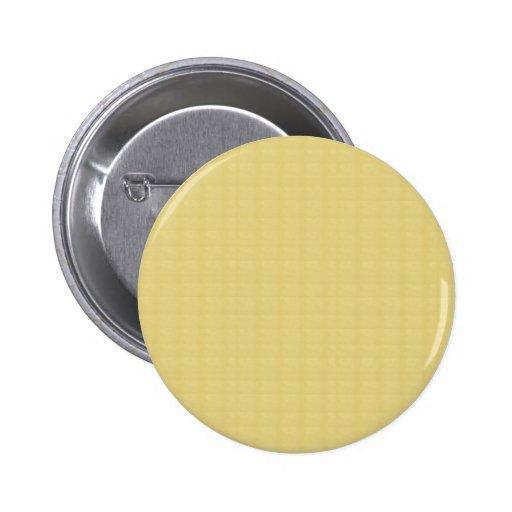 Regalos amarillos CRISTALINOS artísticos del ESPAC Pins