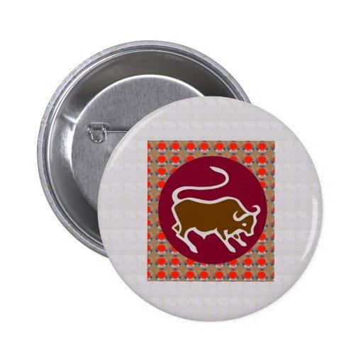 REGALOS artísticos todos del símbolo TARUS BULL de Pin