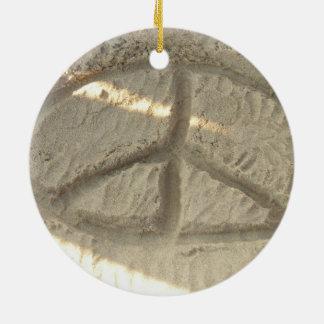 Regalos bohemios del espíritu libre del Hippie Ornamentos De Navidad