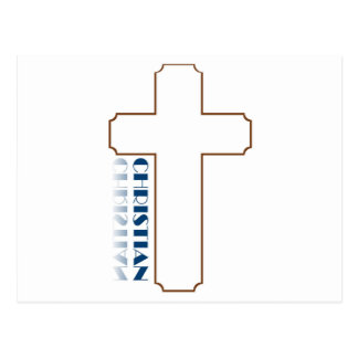 Regalos cristianos postal