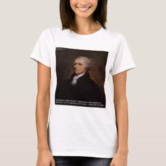 Regalos de Alexander Hamilton Camiseta