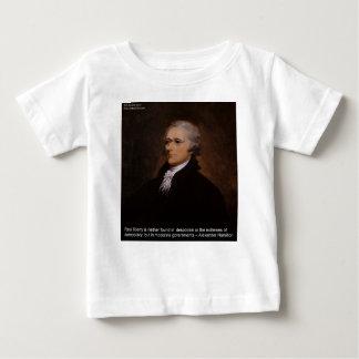 Regalos de Alexander Hamilton Camiseta De Bebé
