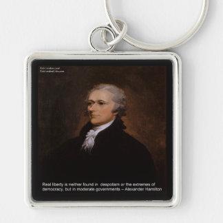 Regalos de Alexander Hamilton Llavero