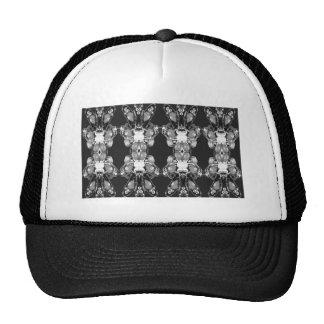 REGALOS de imitación blancos negros 99 FELICES de Gorras