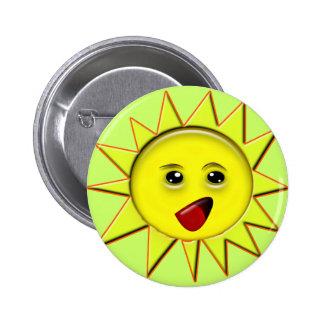 Regalos de la energía solar y camiseta promocional pin