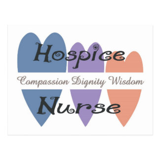 Regalos de la enfermera del hospicio postal