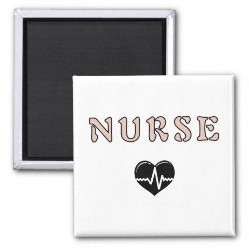 Regalos de la enfermera imán de frigorifico