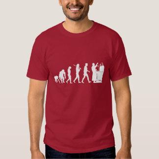 Regalos de la investigación de la química del camisetas