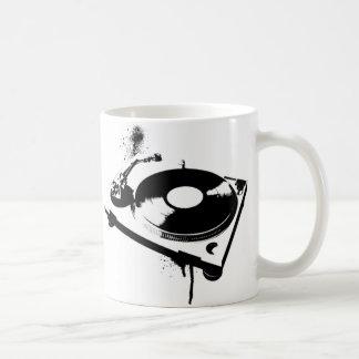 Regalos de la música de la casa de la taza de café