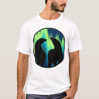 Regalos de las camisetas del oso de la aurora