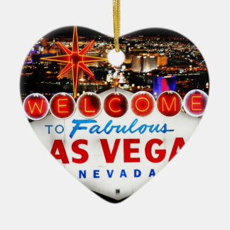 Regalos de Las Vegas Ornatos