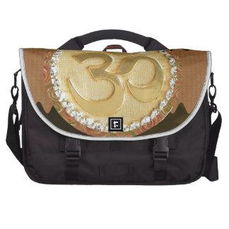 Regalos de oro elegantes 99 de los saludos del bolsas para portátil