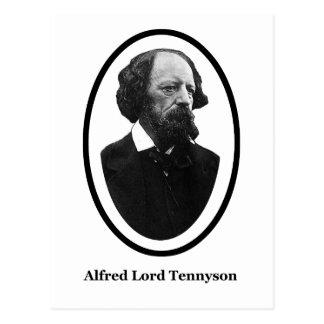 Regalos de señor Tennyson Title The MUSEUM Zazzle Postal