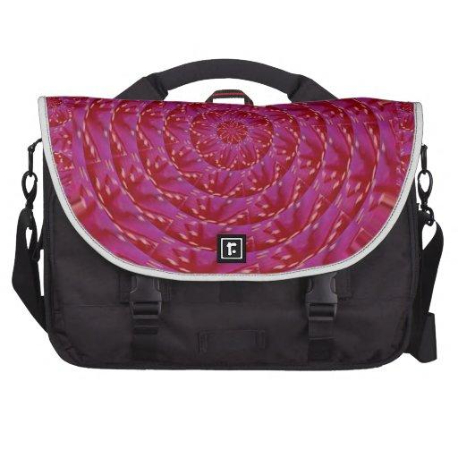 Regalos decorativos de las costuras del pétalo de bolsas para portatil
