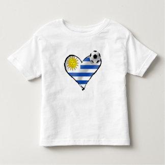 Regalos del amo del te del futbol del fútbol de la camiseta de bebé