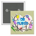 Regalos del arte de la enfermera de OB Pins