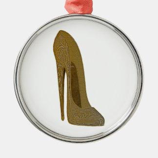Regalos del arte del zapato del estilete del vinta adornos