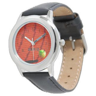 Regalos del deporte del tiempo el | Personalizable Relojes De Pulsera