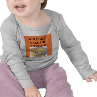 Regalos del geólogo de la GEOLOGÍA Camiseta
