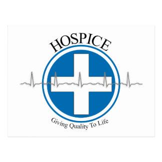 Regalos del hospicio tarjetas postales