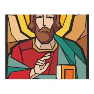 Regalos del Jesucristo Postal