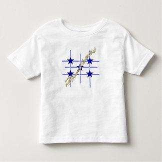 Regalos del Los Catrachos de las estrellas de Camiseta De Bebé