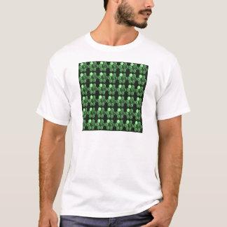 Regalos del modelo NVN289 del verde esmeralda del Camiseta