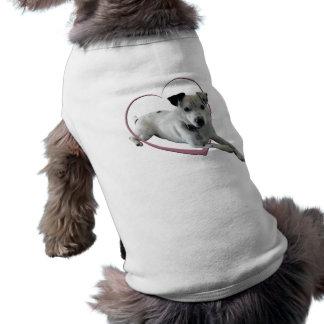 Regalos del perro de Jack Russell del amor