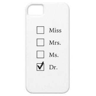 Regalos del PhD para las mujeres Funda Para iPhone SE/5/5s