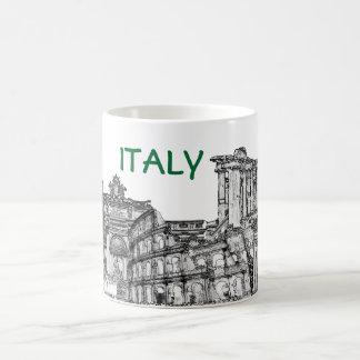 Regalos del recuerdo del viaje de Roma, Roma… Taza