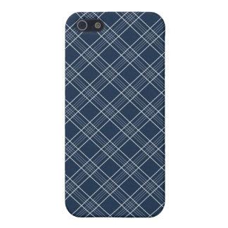 Regalos frescos del modelo de la tela escocesa de  iPhone 5 carcasa