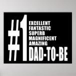 Regalos frescos para los papás futuros: Papá del n Impresiones