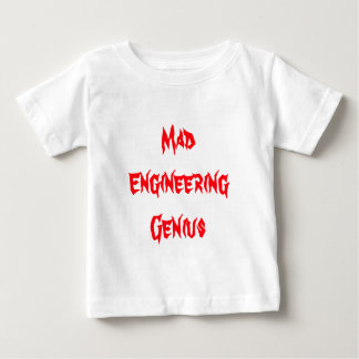Regalos Geeky del empollón del friki del genio Camiseta