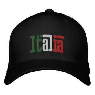 Regalos italianos de Italia de los amantes del cas Gorra De Beisbol