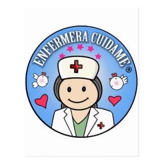 Regalos Originales Enfermera Cuidame