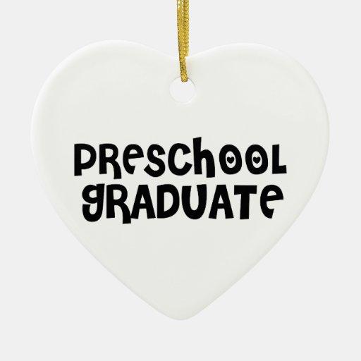 Regalos preescolares lindos de la graduación ornatos