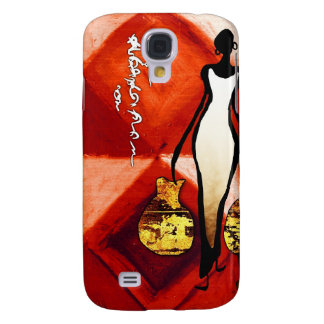 regalos retros del estilo del vintage de af070 Áfr Funda Para Galaxy S4