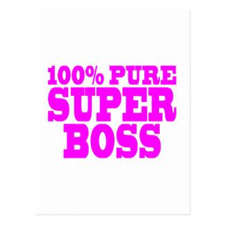 Regalos rosados frescos para los jefes: El 100% Postal