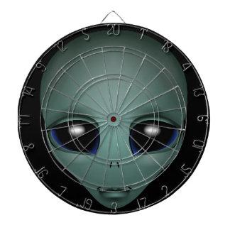 Regalos Y Dartboard extranjeros de E.T. Cool Alien Tabla Dardos