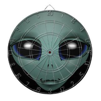 Regalos Y Dartboard extranjeros de E.T. Cool Alien Tablero De Dardos