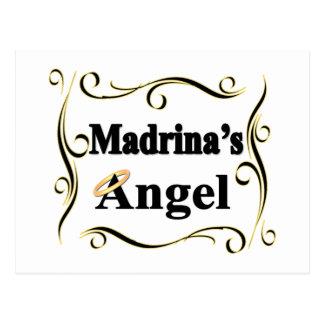 Regalos y ropa del ángel de Madrina Postal