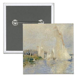 Regatta en Argenteuil, 1874 (aceite en canv Pin
