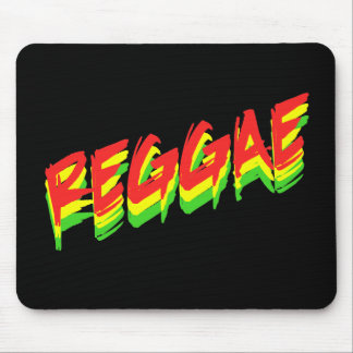 Reggae Alfombrilla De Ratón